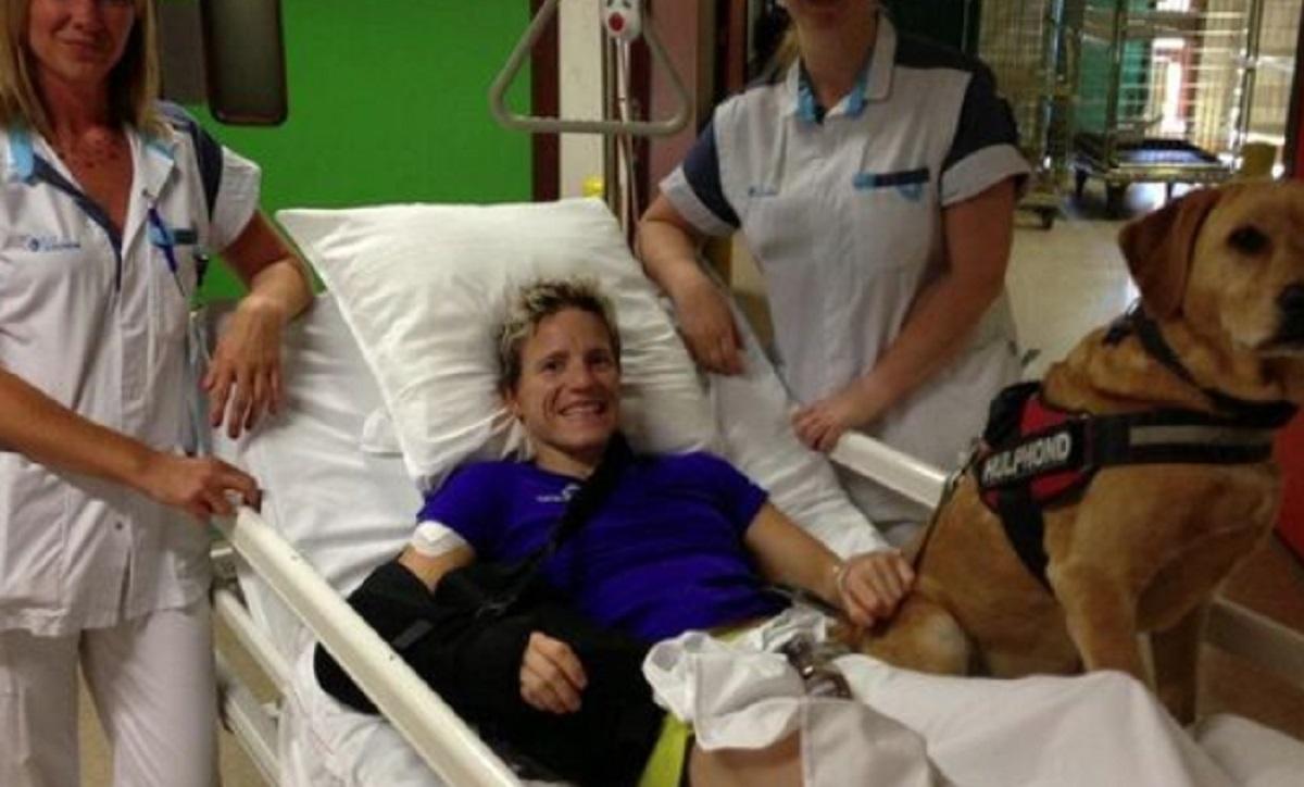 Une médaillée d'or paralympique met fin à ses jours