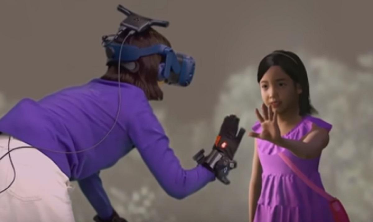 Une maman retrouve sa fille décédée grâce à la réalité virtuelle